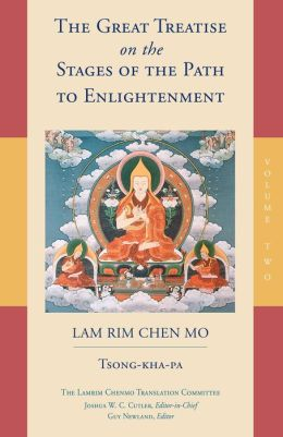 The Great Treatise on the Stages of the Path to Enlightenment: Lam Rim Chenmo (PagePerfect NOOK Book)