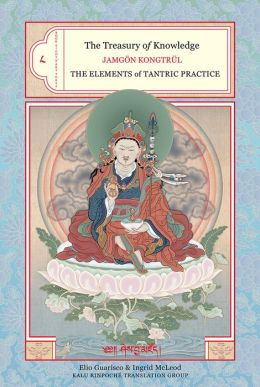 The Treasury of Knowledge: Book 8, Part 3: The Elements of Tantric Practice (PagePerfect NOOK Book)