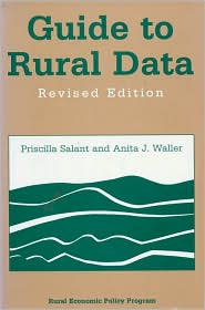 Guide to Rural Data: Revised Edition