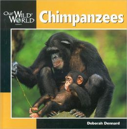 Chimpanzees (Our Wild World Series)