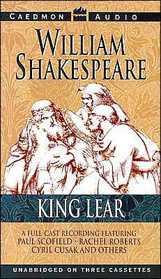 King Lear (3 Cassettes)