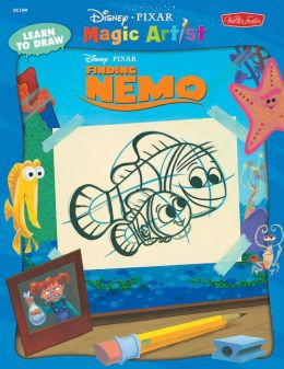How to Draw Disney-Pixar Finding Nemo