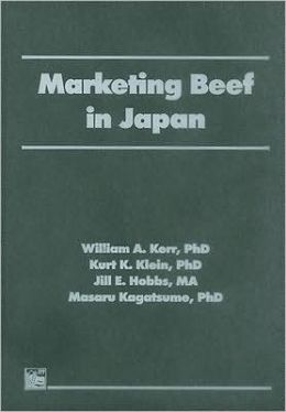 Marketing Beef in Japan