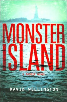 Monster Island (Monster Zombie Series #1)