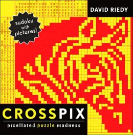 Crosspix: Pixillated Puzzle Madness