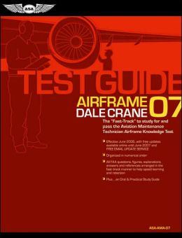 Airframe Test Guide 2007: The