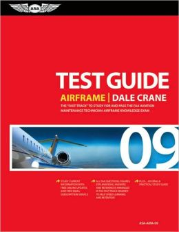 Airframe Test Guide 2009: The