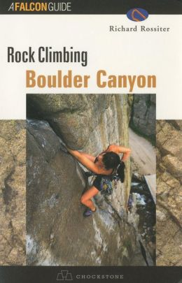Rock Climbing Boulder Canyon