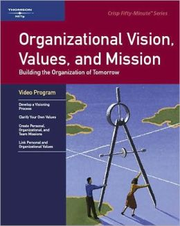 Crisp: Organization Vision, Value and Mission - Video