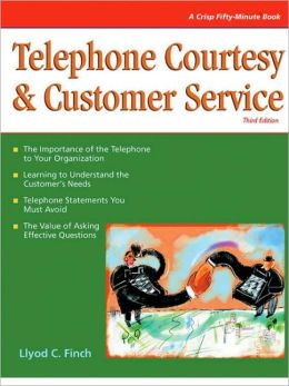 Crisp: Telephone Courtesy & Customer Service
