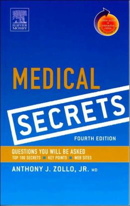 Medical Secrets: With STUDENT CONSULT Online Access