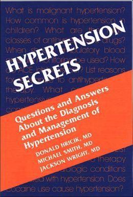 Hypertension Secrets