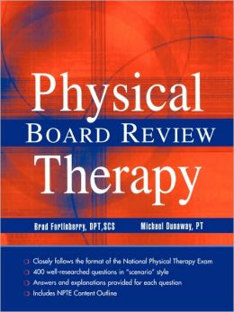 Physical Therapy Board Review