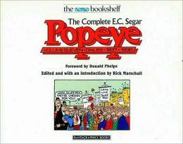 The Complete E. C. Segar Popeye, Volume 11: Dailies, 1937-1938