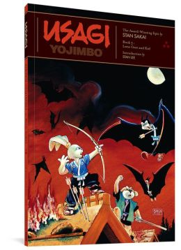 Usagi Yojimbo: Lone Goat and Kid