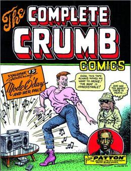 Complete Crumb Comics, Volume 15