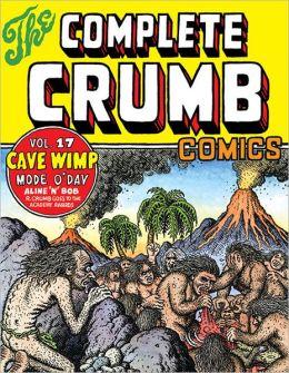 Complete Crumb Comics, Volume 17
