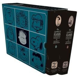 The Complete Peanuts 1963-1966, Boxed Set