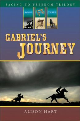 Gabriel's Journey (Racing to Freedom Trilogy #3)