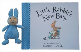 Little Rabbit's New Baby / Book and Doll Package