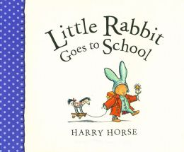 Little Rabbit Goes to School