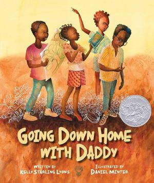 Book Going Down Home with Daddy