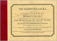 The Harmonia Sacra, Twenty-Fifth Edition