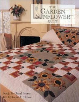 The Garden Sunflower Quilt
