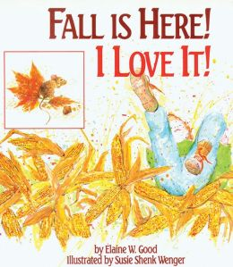 Fall Is Here! I Love It!