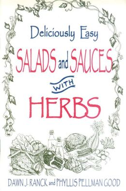 Deliciously Easy Salads with Herbs