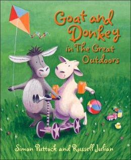 Goat and Donkey and the Great Outdoors
