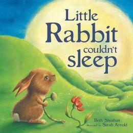 Little Rabbit Couldn't Sleep