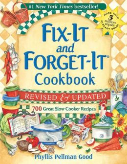 Fix It and Forget-It Cookbook