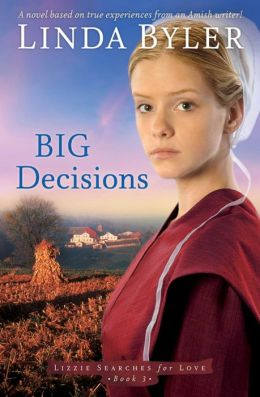 Big Decisions (Lizzie Searches for Love Series #3)