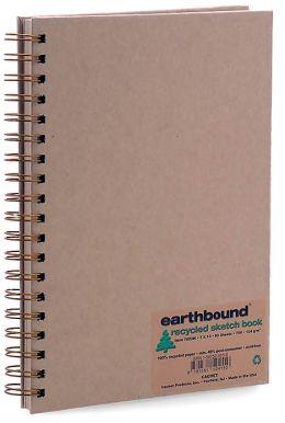 Sketch Book Kraft Spiral 7x10