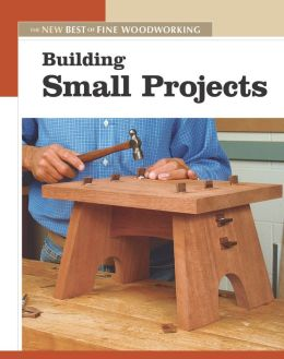 Building Small Projects (The New Best of Fine Woodworking Series)