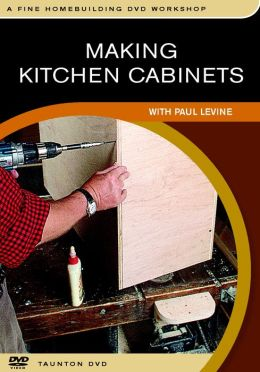 Making Kitchen Cabinets
