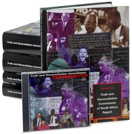 Truth and Reconciliation Commission of South Africa Report (5 Volume Set with CD-ROM)