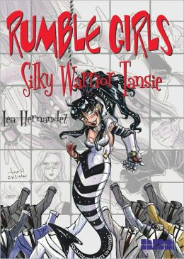 Rumble Girls: Silky Warrior Tansie