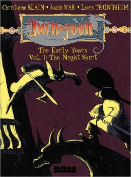 Dungeon the Early Years, Volume 1: The Night Shirt