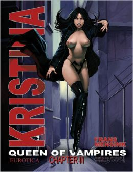 Kristina, Queen of Vampires, Volume 3
