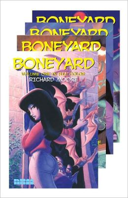 Boneyard Set Volumes 1-4