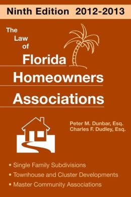 Law of Florida Homeowners Associations