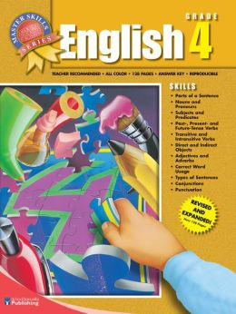 English Master Skills Workbook: Grade 4