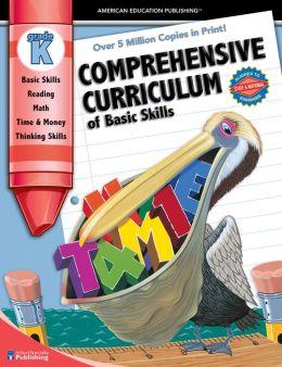 Comprehensive Curriculum of Basic Skills, Grade K