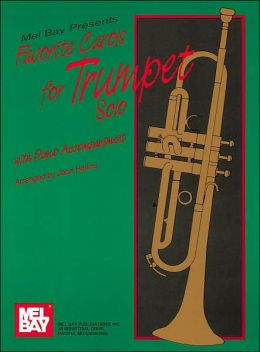 Favorite Carols for Trumpet Solo