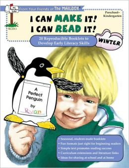 I Can Make It! I Can Read It! - Winter