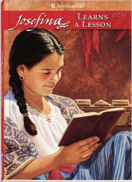 Josefina Learns a Lesson: A School Story (American Girls Collection Series: Josefina #2)