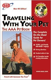 Traveling with Your Pet -- The AAA Petbook