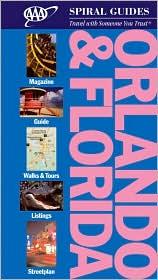 AAA Spiral Guide Orlando & Florida